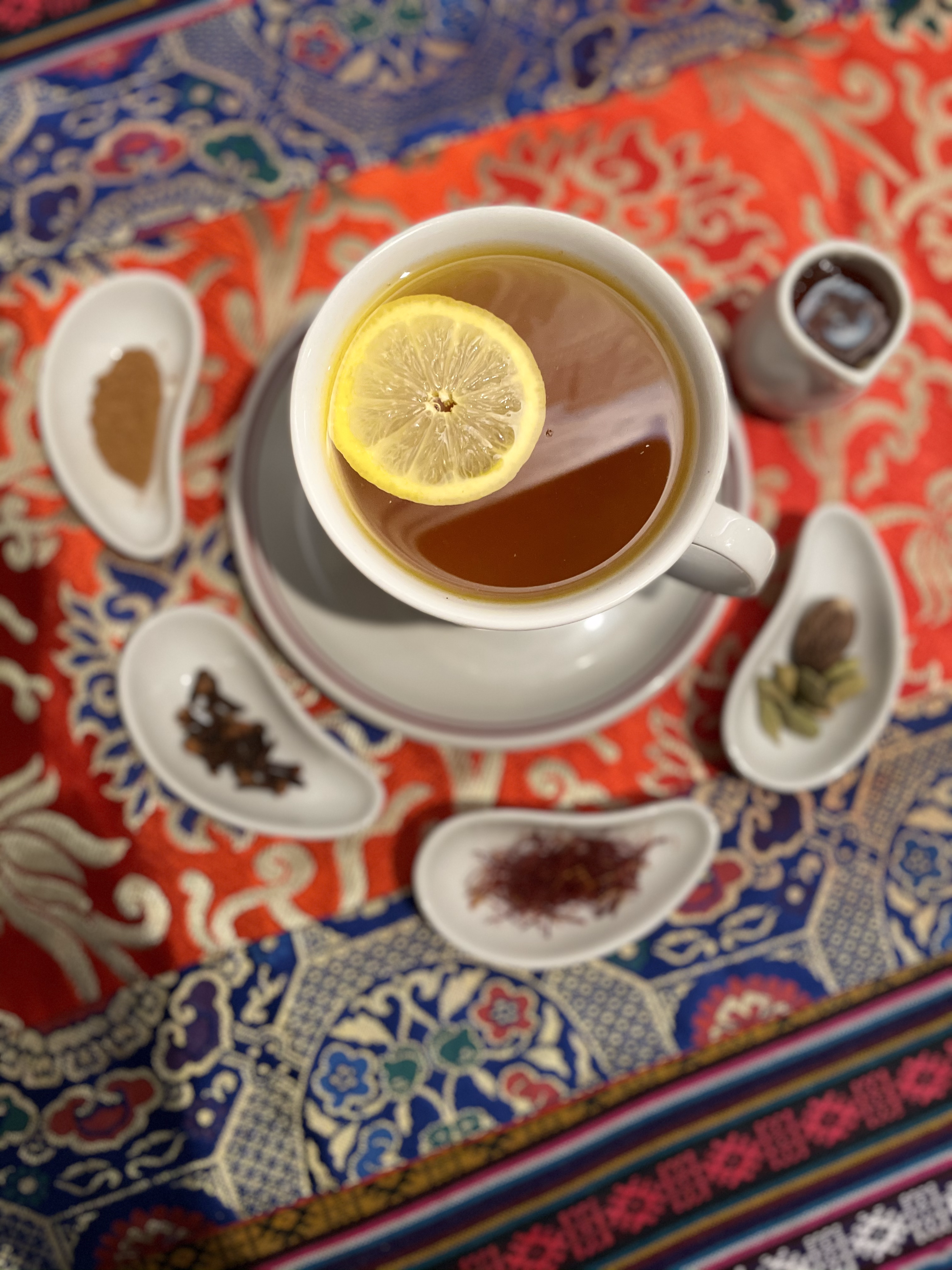 Menja-The Inner Jewel Tea